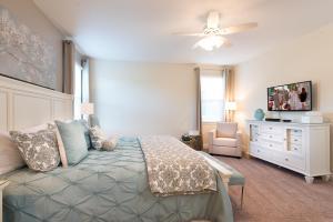 471 The Encore Club Resort 5 Bedroom Villa, Villas  Orlando - big - 14