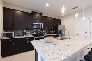 471 The Encore Club Resort 5 Bedroom Villa, Villas  Orlando - big - 15