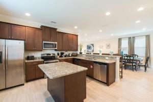 7653 The Encore Club Resort 6 Bedroom Villa, Vily  Orlando - big - 19