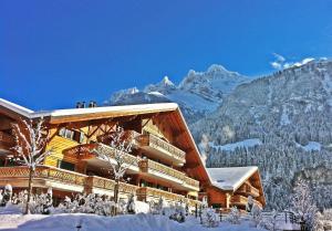 The Lodge by Mrs Miggins | contactless check-in - Hotel - Champéry