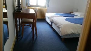 Hôtel Oberland, Hotely  Le Bourg-d'Oisans - big - 30