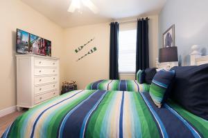 471 The Encore Club Resort 5 Bedroom Villa, Villas  Orlando - big - 21