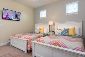 471 The Encore Club Resort 5 Bedroom Villa, Villas  Orlando - big - 22