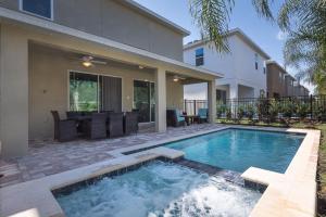 471 The Encore Club Resort 5 Bedroom Villa, Villas  Orlando - big - 24