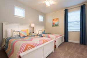 471 The Encore Club Resort 5 Bedroom Villa, Villas  Orlando - big - 28