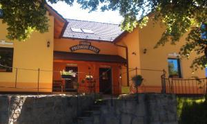 Albergues - Penzion Pulčínské Skály