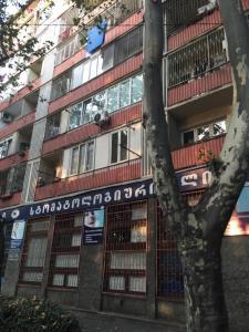 Alex center apartments, Apartments  Tbilisi City - big - 19