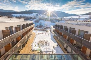 4 hvězdičkový hotel Lambrechterhof - Das Naturparkhotel Sankt Lambrecht Rakousko