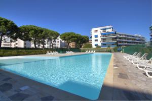Le Grand Large Caravelle 3, Appartamenti  Cagnes-sur-Mer - big - 17
