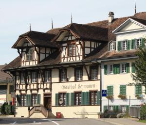 Albergues - Landgasthof Schwanen