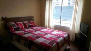 Altura Santa Victoria II, Appartamenti  Santiago - big - 9