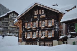 Alte Bäckerei - Apartment - Mürren