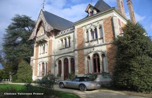 Chateau Valcreuse - Angles-sur-l'Anglin