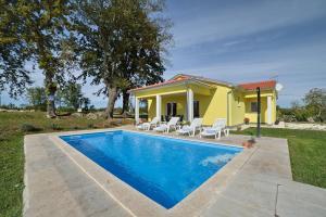 Villa Paradiso Marcana, Vily  Marčana - big - 14