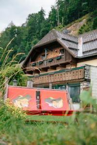 Seegasthof Gamsjaga, Penzióny  Sankt Gilgen - big - 43
