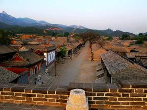 Chunhuayuan Inn(Badaling Great Wall No.1 branch), Penziony  Yanqing - big - 8