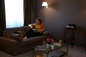 Hotel Carlton, Отели  Лилль - big - 40