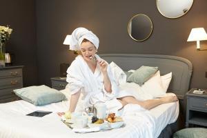 Hotel Carlton, Отели  Лилль - big - 41