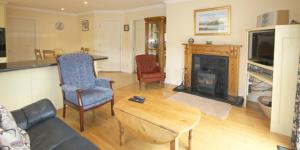 Honeysuckle Lodge, Dovolenkové domy  Clifden - big - 17