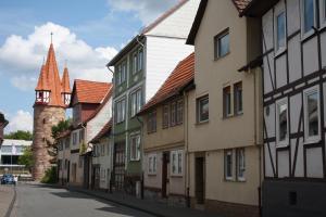 Ferienwohnung beim Dünzebacher Torturm - Grandenborn