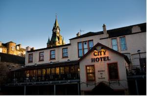 The City Hotel