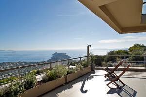 Seaview Penthouse villa