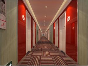 Hostels und Jugendherbergen - Thank Inn Chain Hotel Shanxi Xi\'an Hu County Qinbao Garden Hot Spring