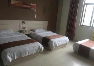 Hostels und Jugendherbergen - Thank Inn Chain Hotel Shandong Liaocheng Zhuangping County