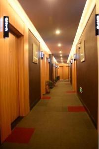 Albergues - Thank Inn Chain Hotel Anhui Bengbu Wuhe County Chengnan Wangfu