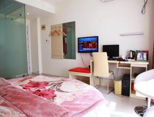 Albergues - Thank Inn Chain Hotel Jiangsu Yancheng Xiangshui Town Qinghuayuan