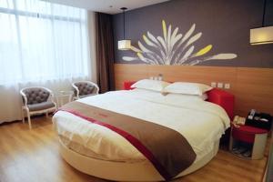 Auberges de jeunesse - Thank Inn Chain Hotel Jiangsu Zhenjiang Danyang Train Station