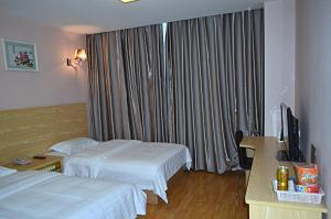 Hostels und Jugendherbergen - JUNYI Hotel Shandong Qingdao Huangdao District Shiyou University