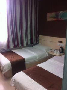Auberges de jeunesse - Thank Inn Chain Hotel Fei Town Jianshe Road
