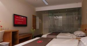 Albergues - Thank Inn Chain Hotel Anhui Anqing Congyang Hubin Road