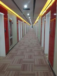 Hostels und Jugendherbergen - Thank Inn Chain Hotel Jiading Waigang