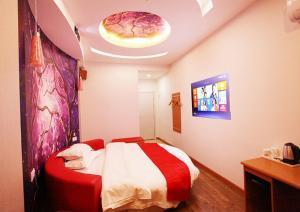 Hostels und Jugendherbergen - Thank Inn Chain Hotel Hubei Xianning Jiayu Yingbin Avenue