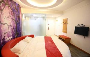 Auberges de jeunesse - Thank Inn Chain Hotel Anhui Suzhou Huangcangyu