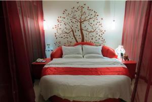 Hostels und Jugendherbergen - Thank Inn Chain Hotel Henan Anyang Huanghe Avenue