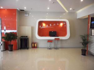 Auberges de jeunesse - Thank Inn Chain Hotel Hebei Shijiazhuang Yuanshi Changshan Road