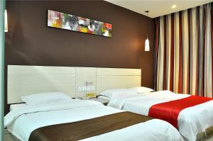 Auberges de jeunesse - Thank Inn Chain Hotel Pingyi Nanhuan Road