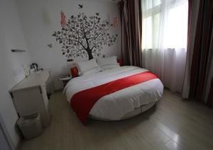 Hostales Baratos - Thank Inn Chain Hotel Jiangsu Donghai Crystal City