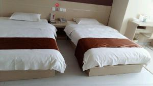 Hostales Baratos - Thank Inn Chain Hotel Jiangsu Huaian Lianshui Gaogou Town No.1 Street