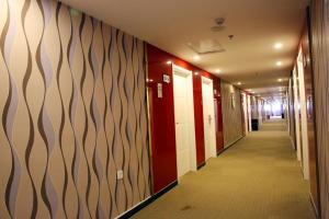 Auberges de jeunesse - Thank Inn Chain Hotel Hebei Handan Guantao Zhuxian Road