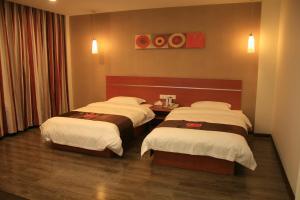 Albergues - Thank Inn Chain Hotel Guangdong Huizhou Longmen Longlan Road