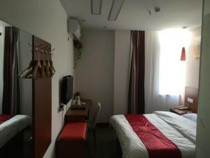Hostels und Jugendherbergen - Thank Inn Chain Hotel Jiangsu Changshu Meili Town Meili