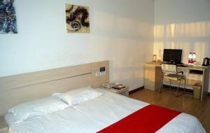 Albergues - Thank Inn Chain Hotel Shandong Qingdao Jiaozhou Aomen Road