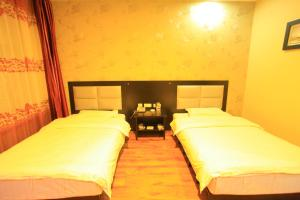 Hostels und Jugendherbergen - JUNYI Hotel Inner MOongolia Tongliao Horqin Avenenu South Bridge