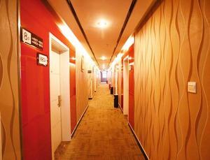 Hostales Baratos - Thank Inn Chain Hotel Jian Anfu Wugongshan Avenue