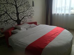 Auberges de jeunesse - Thank Inn Chain Hotel Hebei Xingtai Qinghe Railway Station