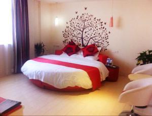Albergues - Thank Inn Chain Hotel Henan Xinyang Huangchuang County Yingbin Road
